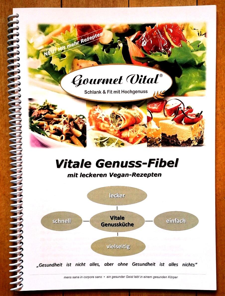 Das Buch zur Gourmet Vital Küche